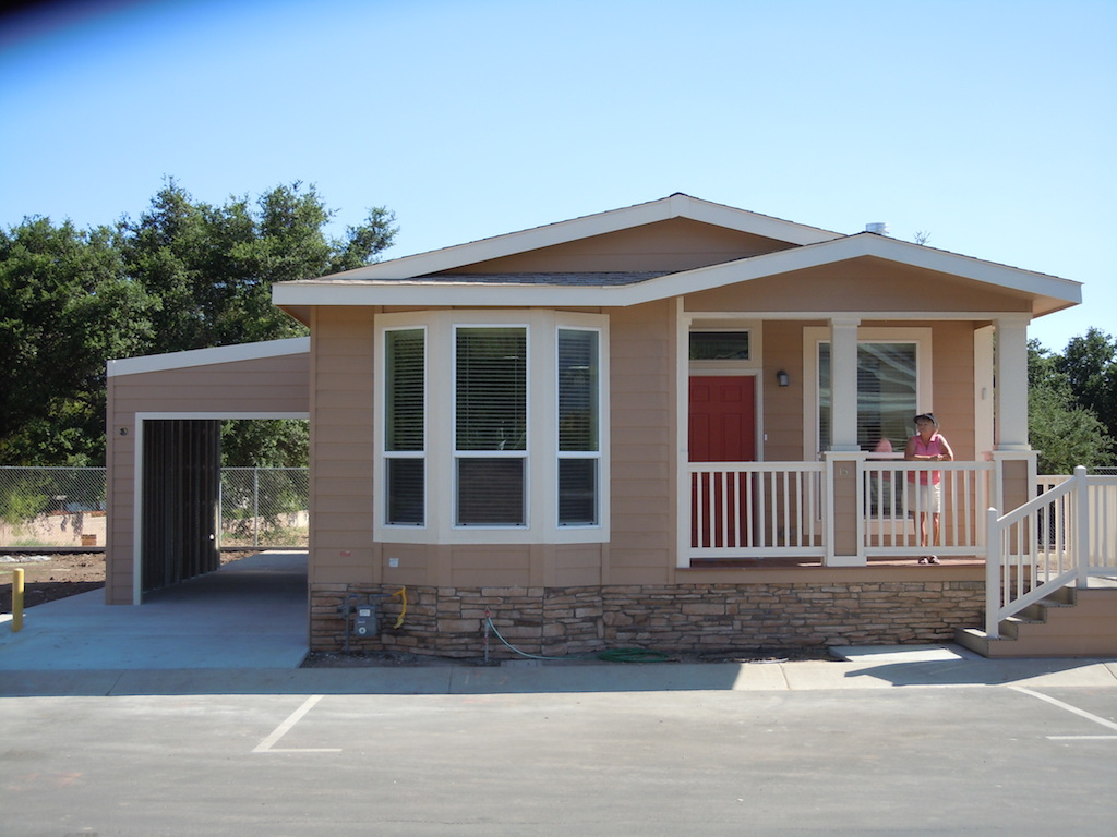 Leading green manufactured and modular homes for Modular built homes